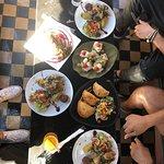 BlackChich Cafe Restaurant Foto