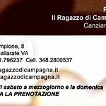 Photo of Il Ragazzo di Campagna