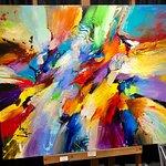 Jonas Gerard Painter - Cool Studio!