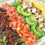 Chicken Pecan Dijon Salad