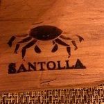 Photo of Santolla