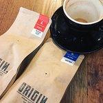 Origin Coffee Roasting Foto