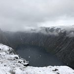 Photo of Trolltunga