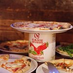 Pizza Buffet at Cane Rosso