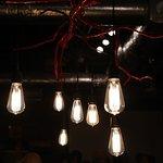Edison Light Decor