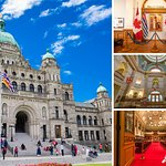 The BC Parliament Buildings