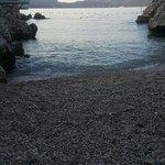 Foto van Small Pebble Beach