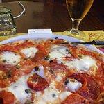 Foto van Trattoria Pizzeria Gustoleo