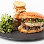Burger de boeuf // Beef burger