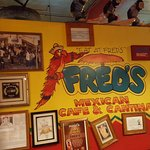 Foto de Fred's Mexican Cafe