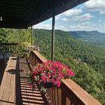 Cliff House Inn and Restaurant balcony