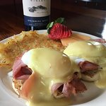 Brunch Every Sunday from 11am-3:30pm at Stone Hill Winery's Vintage Restaurant