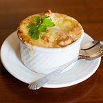 French Onion Soup - Available on the menu everyday!