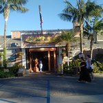 Exterior of Paradise Cove Beach Cafe in Malibu, CA