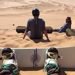 Photo of Alter Action Sandboarding