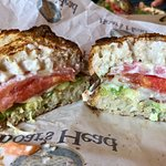 Inside the ABC sandwich