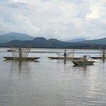 ภาพถ่ายของ Isla Janitzio