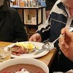 Healthy & not so healthy breakfasts