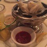 Crab appetizer