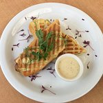 Weekly special of Cuban Panini! Stay tuned for more weekly specials