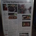 Photo de Lao Falang Restaurant