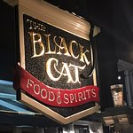 I recommend Black Cat for Delicious New England Chowder!Awesome Fish and Chips!! Great atmospher