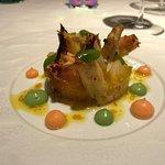 amazing crab dish