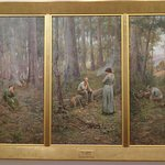 Frederick McCubbin 'The Pioneer' 1904 (very poignant art)