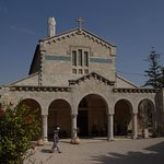 View of Monastery Sisters of St. Joseph of the Apparition Notre Dame