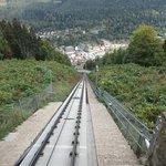 The Sommerberg Funicular Railway