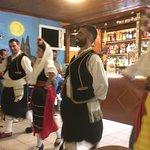 Griekse avond on Ortholiti
