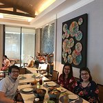 Good food with my loved ones. Thanks Liezel for all the help.