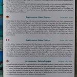 Le flyer de Markidis travel - Gramvoussa - Balos express