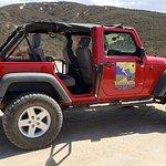 Modified Tour Jeep