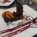 Rogac cake at Ciparis
