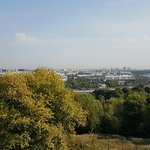 ภาพถ่ายของ Sparrow Hills (Vorobyovy Gory)