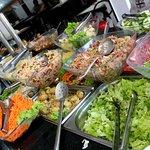 Saladas, saladas e saladas