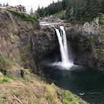 ภาพถ่ายของ Snoqualmie Falls