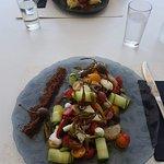 Greek salad totalmente rielaborata e molto più gustosa