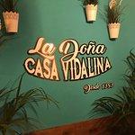 Bilde fra La Dona Casa Vidalina