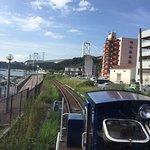 Bilde fra Mojiko Retro Train Shiokaze