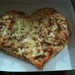 Pizzas hechas con amor