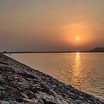 Hirakud Dam Foto