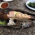 ภาพถ่ายของ ร้านอาหาร แม่ลาปลาเผา