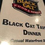 Foto de Black Cat Tavern