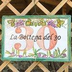 Foto van La Bottega del 30