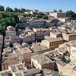 Panorama della città dal Torricciolo