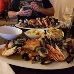 Seafood platter each