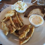 Fried Bluegill Dinner