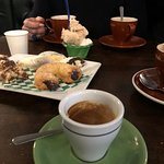 Photo de Cafe Olimpico